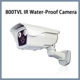 800tvl Camera van de Veiligheid van de Kogel van LEIDENE kabeltelevisie van de Serie de Waterdichte (W18)