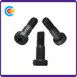 DIN/ANSI/BS/JIS Stainless-Steel Carbon-Steel/tige de renfort de poutre cylindrique de la croix pour la construction de pont de voiture