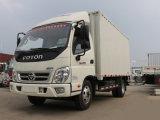 De nouvelles roues Foton de bonne qualité 6 de 4 à 6 tonnes de cargaison sèche Van chariot