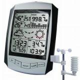 Estação meteorológica com temperatura profissional sem fio com Relógio Rcc (AW001)
