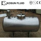 3000L -10000Lの食品等級のステンレス鋼圧力液体の熱湯の貯蔵タンク