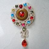 Accessoire de mode /Fashion Brooch avec Diamond / Mode bijoux (WJ-014)