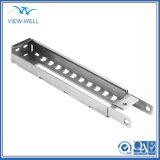 Pieza de sellado de aluminio de encargo del metal de hoja de la alta precisión para el automóvil