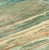 azulejo de suelo de mármol de la porcelana de la mirada de 600*600m m
