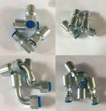 Raccord hydraulique SAE Flange 3000psi \ Hydraulic