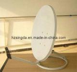 Antenne de satellite de bande de Ku 45cm avec le GV