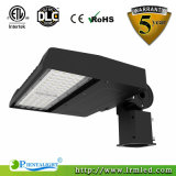 Adjustable Mount 100W LED Carpark Batch Light LED Street Light with Dark Brown Finish