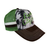 Hot Sale Trucker Cap avec impression de sublimation (BB1737)