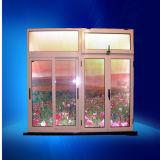 Окно Casement верхнего отверстия тента алюминиевое