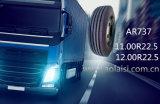 Qualidade durável do melhor preço todo o pneu radial sem câmara de ar de aço do caminhão e do barramento