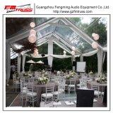 防水および耐火性の明確な結婚披露宴のテント