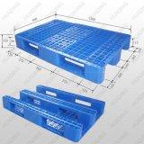 1200*800 Resistente 3 Calhas de paletes de plástico de paletes de plástico