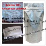 Iniezione dell'HCl di Xylazine della droga calmante di 99% (xylazine) per CAS23076-35-9 veterinario