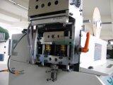 Sonotrode pour la machine ultrasonique de découpage et de pliage d'étiquette