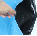 Sacchetto di plastica colorato favorevole all'ambiente del bollettino del LDPE