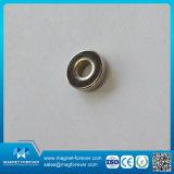 10mm de Kleine Ronde Magneet van NdFeB/van het Neodymium voor Sensor