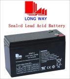 12V7ah/20hr Rechargeable Children Cars SLA Sealed Lead Acid Battery