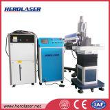 400W de Vorm die van de bedieningshendel de Verkoop van de Machine van het Lassen van de Laser in Iran herstellen