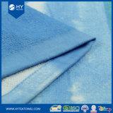100%年の綿のベロアによって印刷されるカスタムフラグタオル
