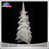 크리스마스 훈장 LED 조각품 휴일 샘 주제 빛