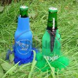 De modieuze Geïsoleerdet Koeler van de Fles van het Bier van het Neopreen met Diamant (BC0029)