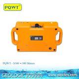 Geoelectrical水探知器S300をマップする1秒