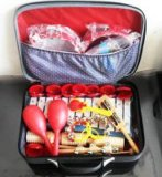 Instrument de percussion en bois Set (MPI001)