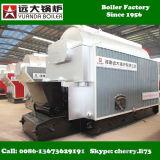 Caldeira a vapor de carvão industrial de 8 toneladas para fábrica química, tingimento, impressão