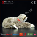 Animal en peluche Brown-Throated Three-Toed Sloth Soft Sloth un jouet en peluche