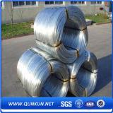 Acero galvanizado de bajo carbono cable de hierro