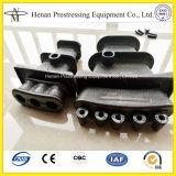 ポスト張力平板のための担保付きの平らな平板3sのアンカー