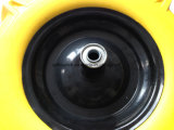Pneumatico di rotella della gomma piuma dell'unità di elaborazione 16 pollici per la riga della barra del carrello del carrello