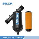 Spaltölfilter des kleinen Wasser-1.5 '' für schmalen Platz-Gebrauch