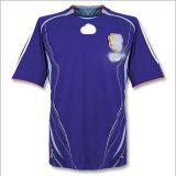 人の袖なしのフットボールのスポーツシャツ(S024)