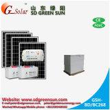 Солнечный замораживатель 268L DC для домашней пользы