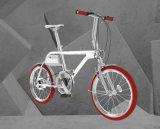 Brazza Ville Rouge vélo électrique