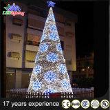 매력적인 옥외 크리스마스 훈장 LED 거대한 크리스마스 나무