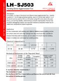 サブマージアーク溶接の変化は変化Sj503 API管の溶接用フラックスを見た