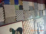 Mosaico em mármore e granito (CGMSK-10-20)