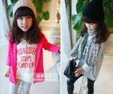 Bereites Girls'long Buchstabe-Druck-Großhandelst-Shirt
