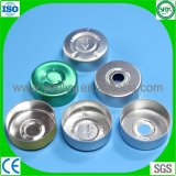 Toutes les couleurs des capsules en aluminium
