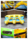 Fly Fish Tube Inflatable Boat Water Toys para 6 pessoas