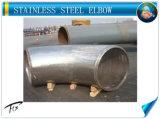 Os fabricantes de cotovelo de aço carbono com diâmetro de grandes dimensões