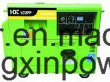 용접 기계 (SW5000SE) 5kw 침묵하는 유형