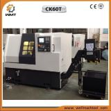 CNC Lathe Machinery Ck60t com Ce