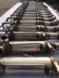 Tubo de enfriamiento de la recirculación de los gases de escape de Sk250-8/Sk350-8 J05e/J08e para el motor del excavador hecho en China