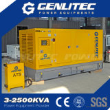Gerador Diesel Soundproof do uso industrial 400kVA Perkins (GPP400S)