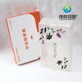 Коробка подарка печатание косметик PVC упаковывая