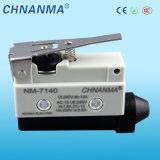 15A 250VAC langer Spulenkern-elektrischer Begrenzungsschalter