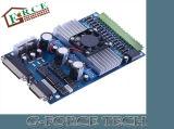 Contrôleur de moteur pas à pas de segments de la carte de puissance de moteur pas à pas de machine de gravure de commande numérique par ordinateur de Tb6560 3.5A 16